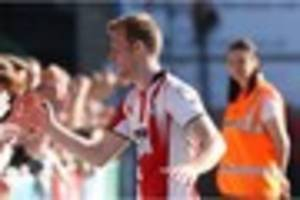 Cheltenham Town captain: Relegation showdown is a game for big...