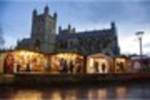 Former organisers of Exeter's Christmas market look for new...