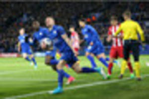 'jamie vardy is back to his best for leicester city but i want...