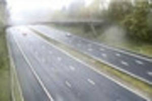 live updates: m1 closed in both directions after crash