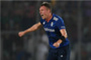 Jake Ball and Alex Hales named in England's Champions Trophy...