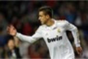 Stoke striker Joselu a 'world record holder' at Real Madrid as he...
