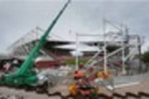 update on £6m project as new corner takes shape at stoke's...