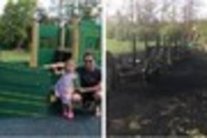police issue description of two '15 year olds' after playground...