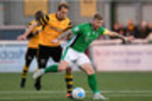 maidstone united 0 lincoln city 0: match report - imps held to...
