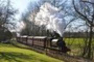 the extension of the kent and east sussex railway is under threat