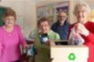age uk dorchester recycles ink cartridges for cash