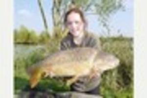 field and stream - frost makes fishing tougher for sturminster...