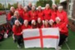 Pimperne girl in England's winning water polo squad