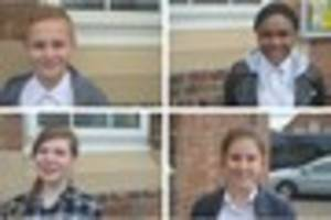 Burton Police Cadets make their mark as future crime-fighters