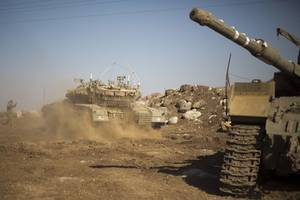 isis fighters 'attacked israel defense forces unit, then apologised' claims former commander