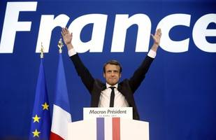 report: french presidential candidate emmanuel macron targeted by hackers