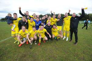 blackburn united promoted to premier league after victory over west calder united