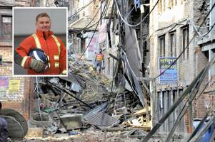 'catastrophe is my daily job' scots emergency worker on dealing with nepal earthquake two years after devastating disaster