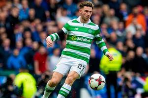 celtic star patrick roberts insists he's no idea if fa will release him for final fling in the hoops at hampden