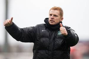 hibs boss neil lennon insists his side are second best team in scotland - despite scottish cup semi-final defeat