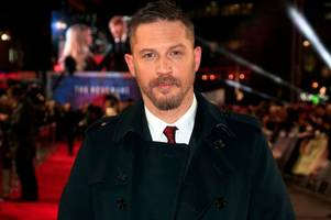 Tom Hardy collars suspected moped thief after Hollywood style chase through London