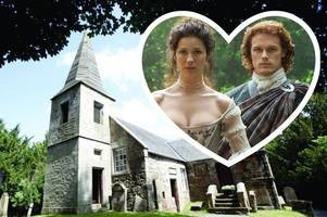 5 stunning Scottish wedding venues every Outlander fan will want to tie the knot at