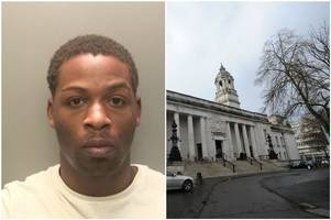 Man jailed after police found crack cocaine in his pyjama bottoms