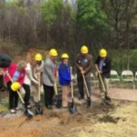 construction begins on first home built as part of mountain tough recovery team effort