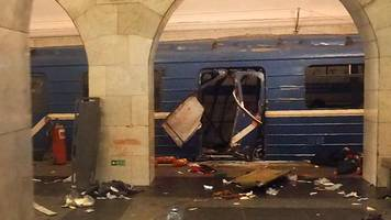 st petersburg bombing: group says al-qaeda chief ordered attack