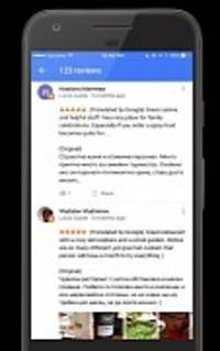 Google Pushes Maps Update for Automatically Translating Local Reviews
