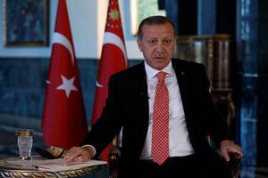 Erdogan Says Turkey Could Reconsider Its Position on Europe