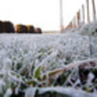 break out the woollies - chilly blast coming