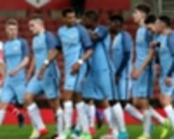classes, passes & the right socks - what it takes to be a man city youngster