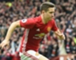 manchester united's midfield master herrera as good as kante