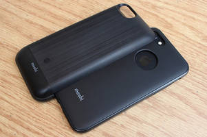 Moshi's Ionsuit iPhone 7 battery case slims down when you're done charging