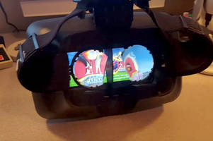 YouTuber manages to test 3D virtual reality video on Nintendo Switch
