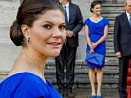 Crown Princess Victoria of Sweden at The Hague