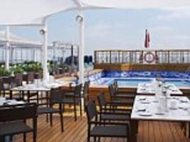 How the Queen Victoria liner will look after £34m refurb
