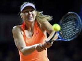 'cheats' like sharapova should never return - bouchard