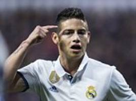 Deportivo 2-6 Real Madrid: Zidane's team level with Barca