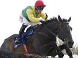 Sizing John edges out Djakadam in Punchestown Gold Cup