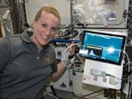 nasa to investigate unknown fungus on space station