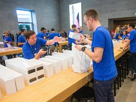 Thieves reportedly stole $24,000 worth of Apple products from an Apple Store that was robbed just months ago (AAPL)