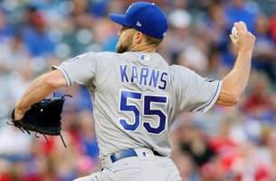 royals will try to avoid third series sweep of season