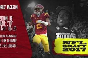 nfl draft profile: usc db adoree' jackson