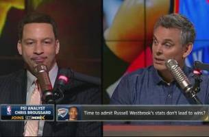 chris broussard on westbrook's playoff exit, doc rivers in l.a. and more | the herd