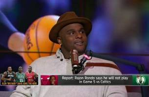 glen davis talks chris paul, rajon rondo and the nba playoff hopes | the herd (full interview)