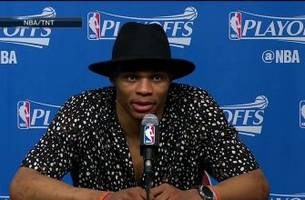 Russell Westbrook: 'Good season'