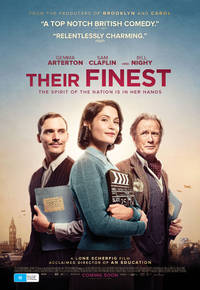 MOVIE REVIEW: Their Finest