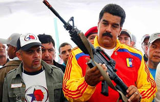 Why We Have A 2nd Amendment: Venezuela Plans To Give Firearms To Loyalists To Purge Growing Resistance