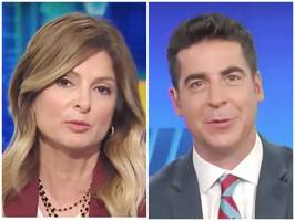 'maybe you should be next': lisa bloom calls out jesse watters on twitter over ivanka comment