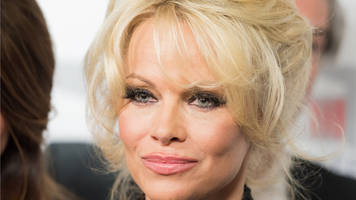 pamela anderson talks politics, 'special relationship' with julian assange, in new poem