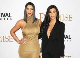 find out why kim and kourtney kardashian bans kanye west from mexican trip