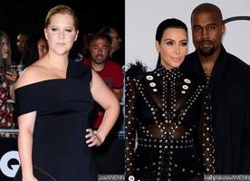 Is Amy Schumer Not Invited to Time 100 Gala Because of That Kim and Kanye Prank?